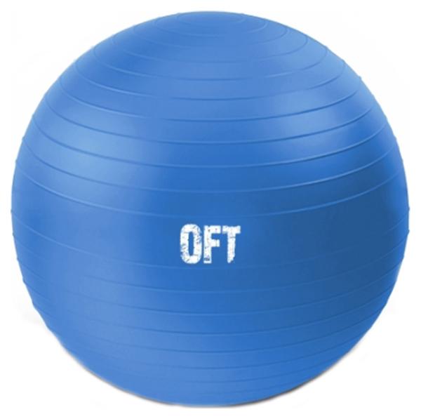 Мяч гимнастический Original Fit.tools Мяч гимнастический, синий, 75 см фото