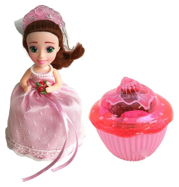 Купить Кукла Emway Singapore Pte Ltd Cupcake Surprise Невеста 1105 15 см, Классические куклы