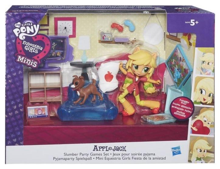 Купить Игровой набор Hasbro My Little Pony Equestria Girls B4910EU6, Игровые наборы