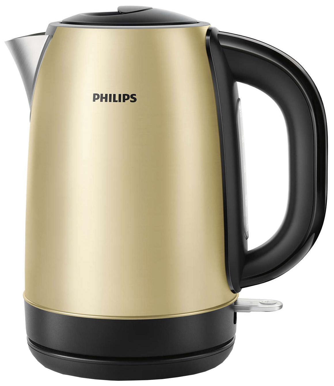 Чайник электрический Philips HD9325/50 Champagne