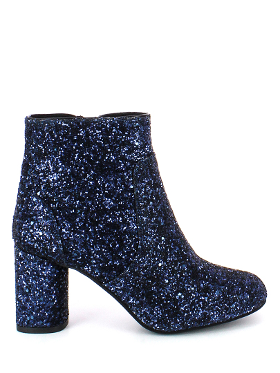 Ботильоны женские Just Couture 57832 синие