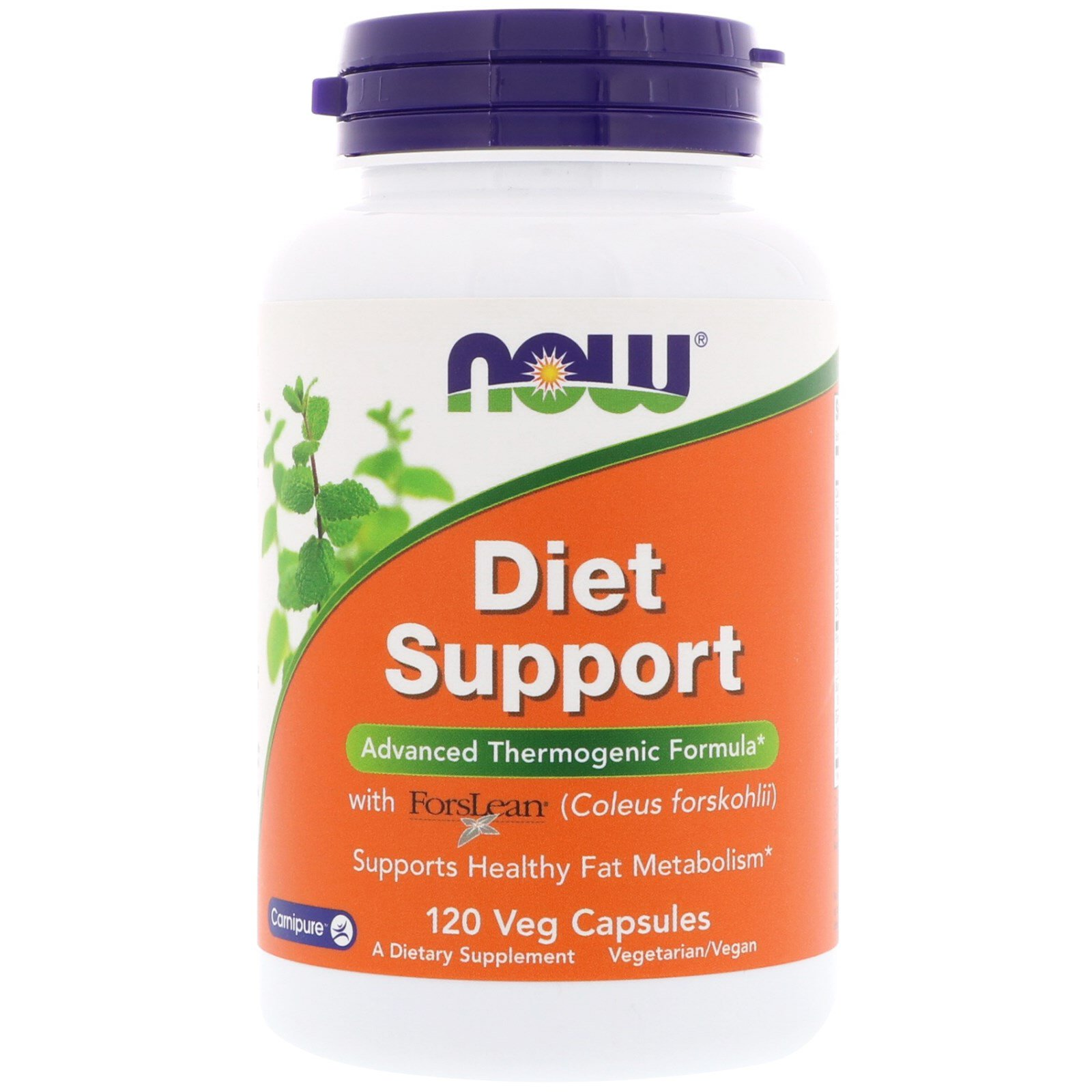 Now Diet Support капсулы 120 шт.