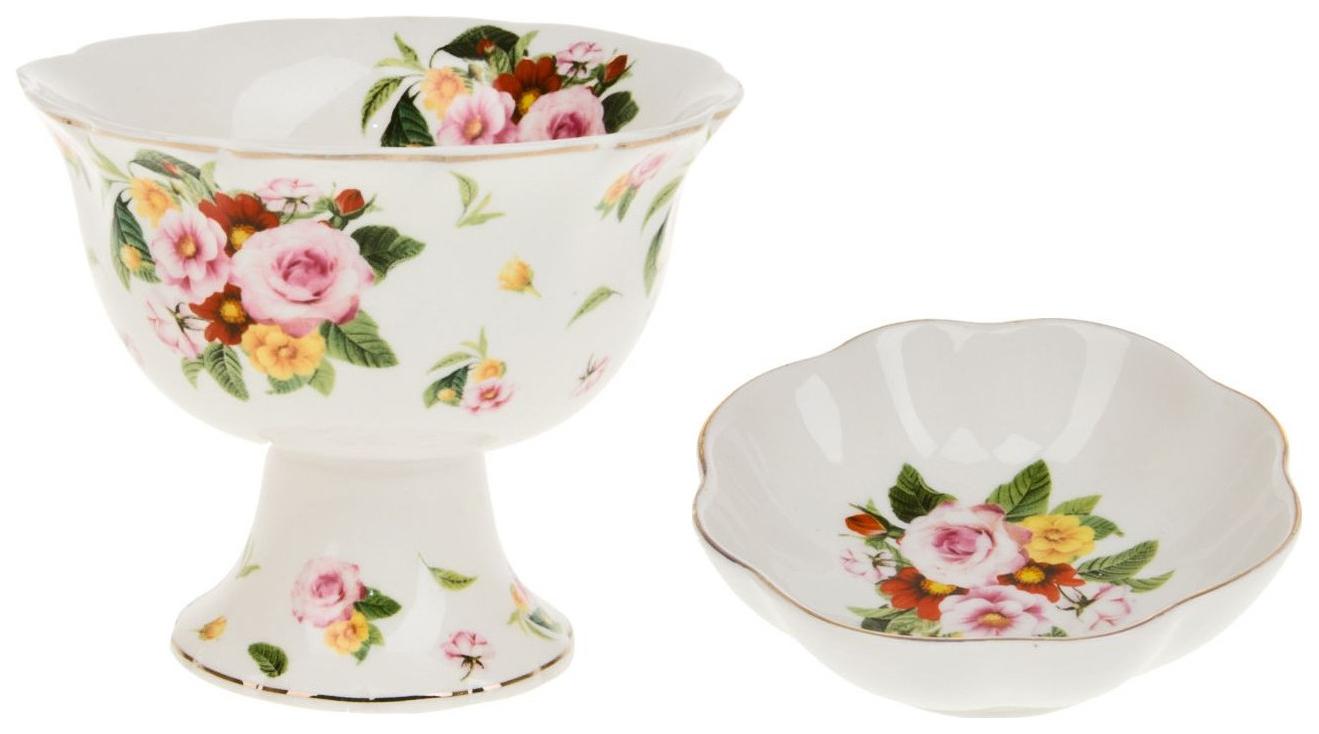 Столовый сервиз Best Home Porcelain Цветочный Аромат