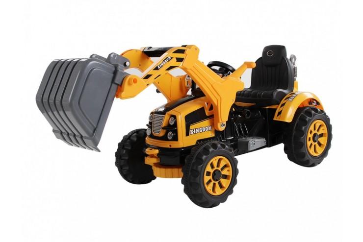 Купить Детский электромобиль трактор на аккумуляторе Jiajia JS328B-Y,