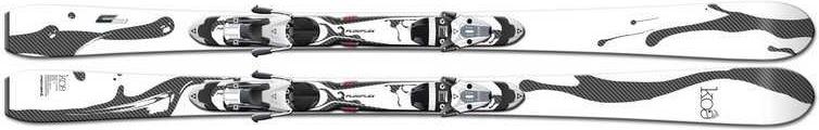 Горные лыжи Fischer C Line Koa 74