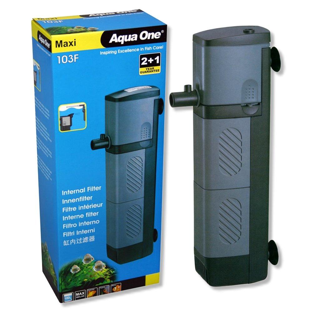 Фильтр для аквариума внутренний Aqua One Maxi
