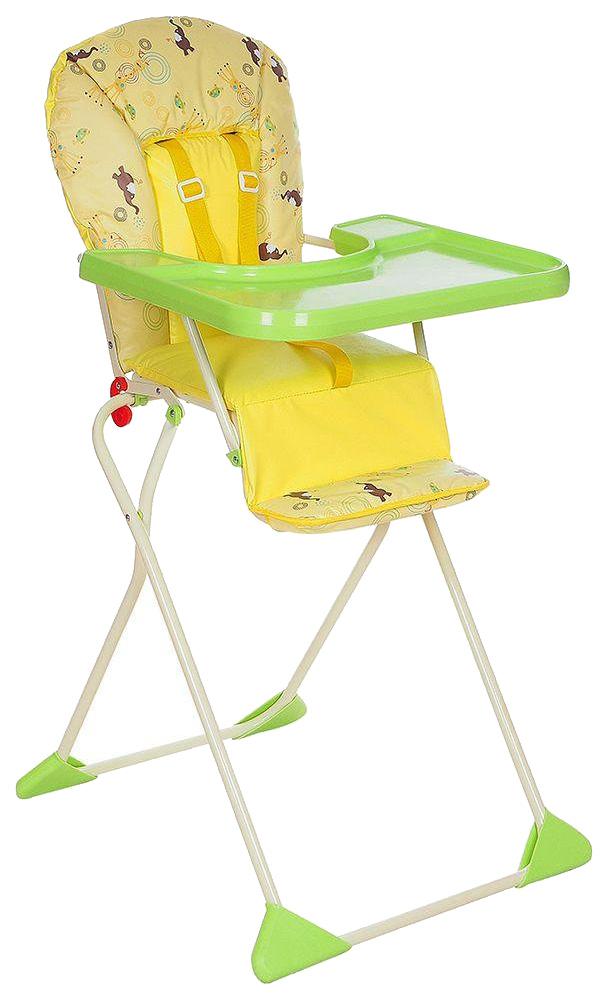 ГЛОБЭКС Стул-стол для кормления КОМПАКТ Салатовый