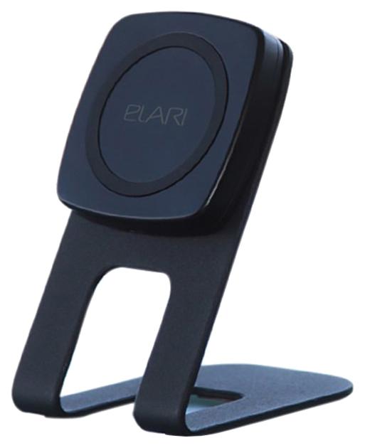 Беспроводное зарядное устройство Elari MagnetCharger чёрное
