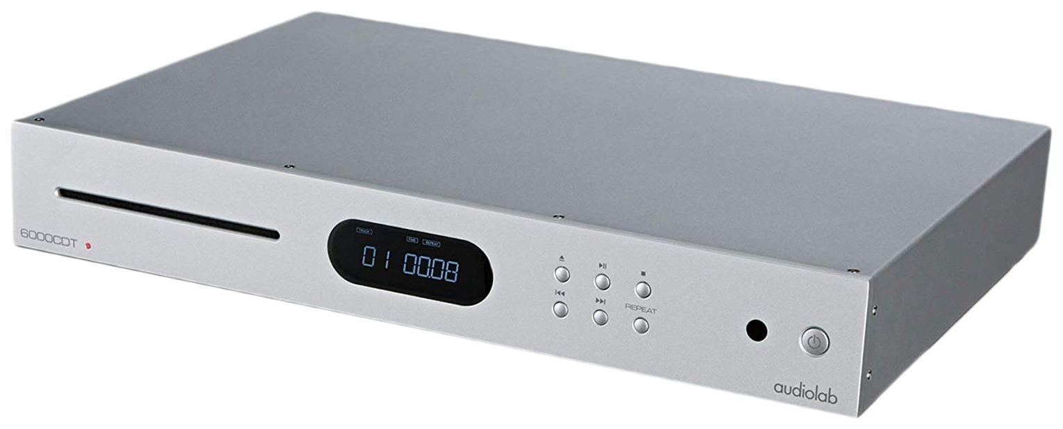 CD проигрыватель AudioLab 6000CD Silver