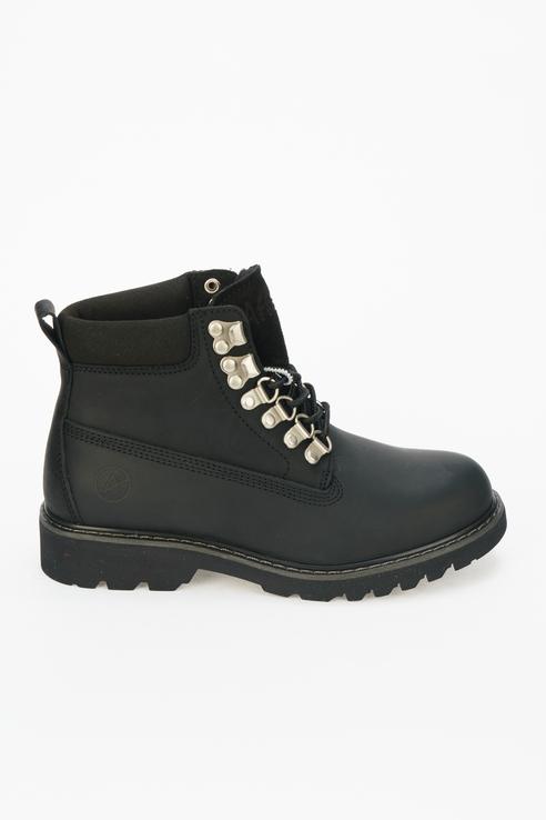 Ботинки женские Affex 114-ERT черные 36 RU