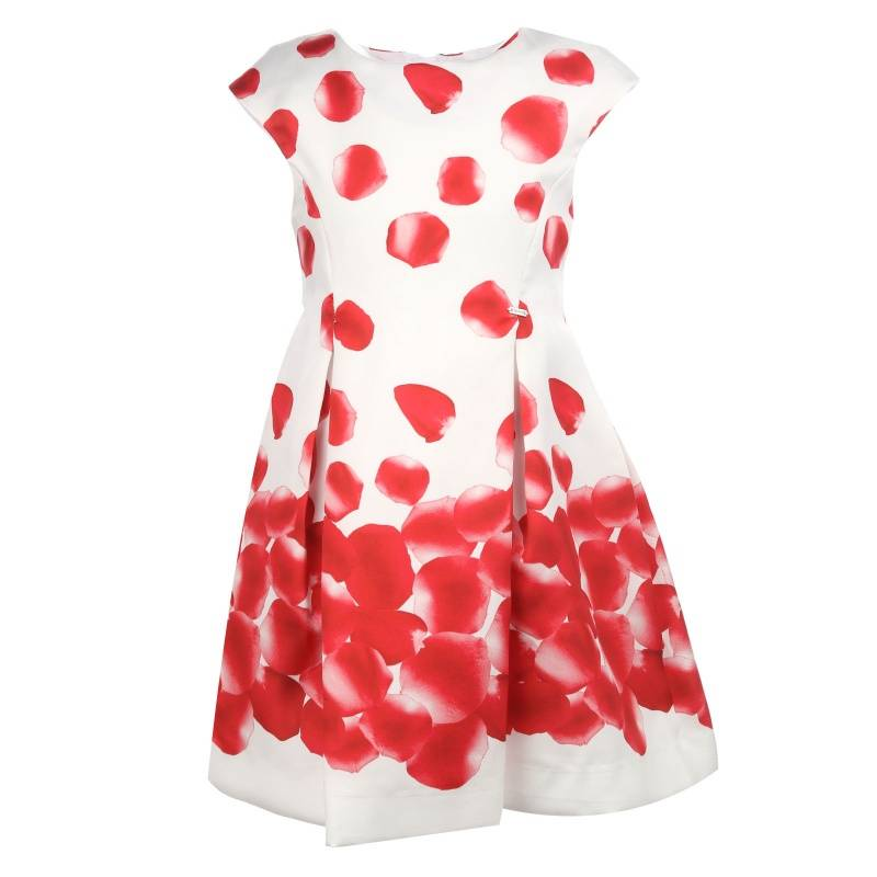 Купить Платье MAYORAL, цв. красный, 128 р-р, Детские платья и сарафаны