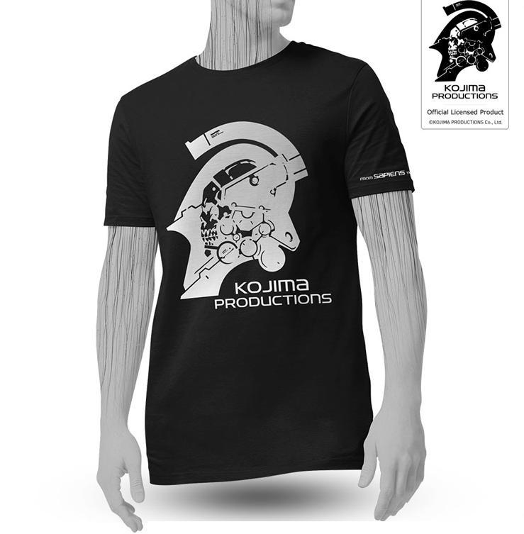 Футболка Kojima Productions (L)