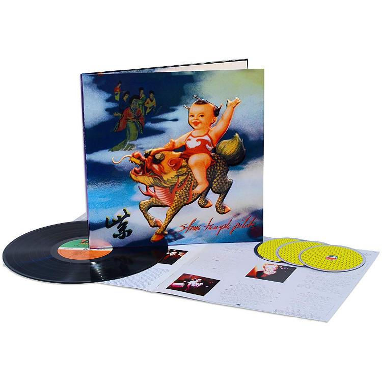 Stone Temple Pilots Purple (25th Anniversary)(Super Deluxe