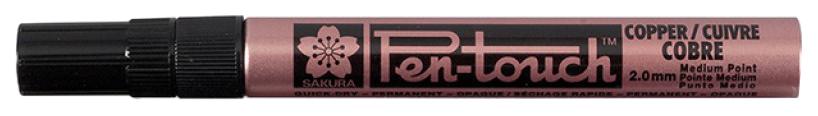 Маркер Sakura Pen-Touch 2 мм медный
