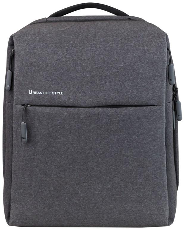 Рюкзак Xiaomi Simple Urban Life Style Backpack для ноутбука (Grey) фото