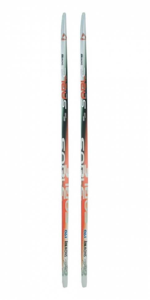 Лыжи беговые STEP Sable SNOWWAY рост 190