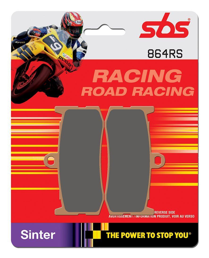 Тормозные колодки передние SBS 864RS для мотоциклов