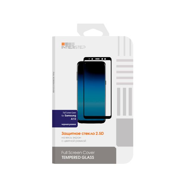 Чехол InterStep FSC для Samsung Galaxy A10 Black