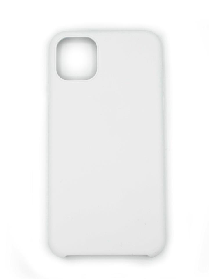 Чехол Silicone case для iPhone 11 Pro Max White