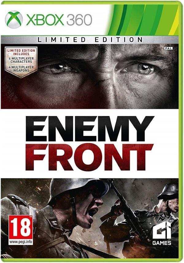 Игра Enemy Front Bonus Edition для Xbox
