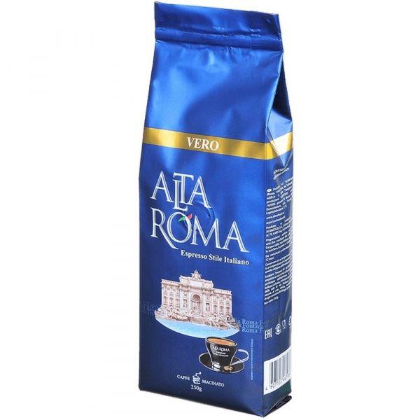 Кофе молотый Alta Roma Vero 250 г