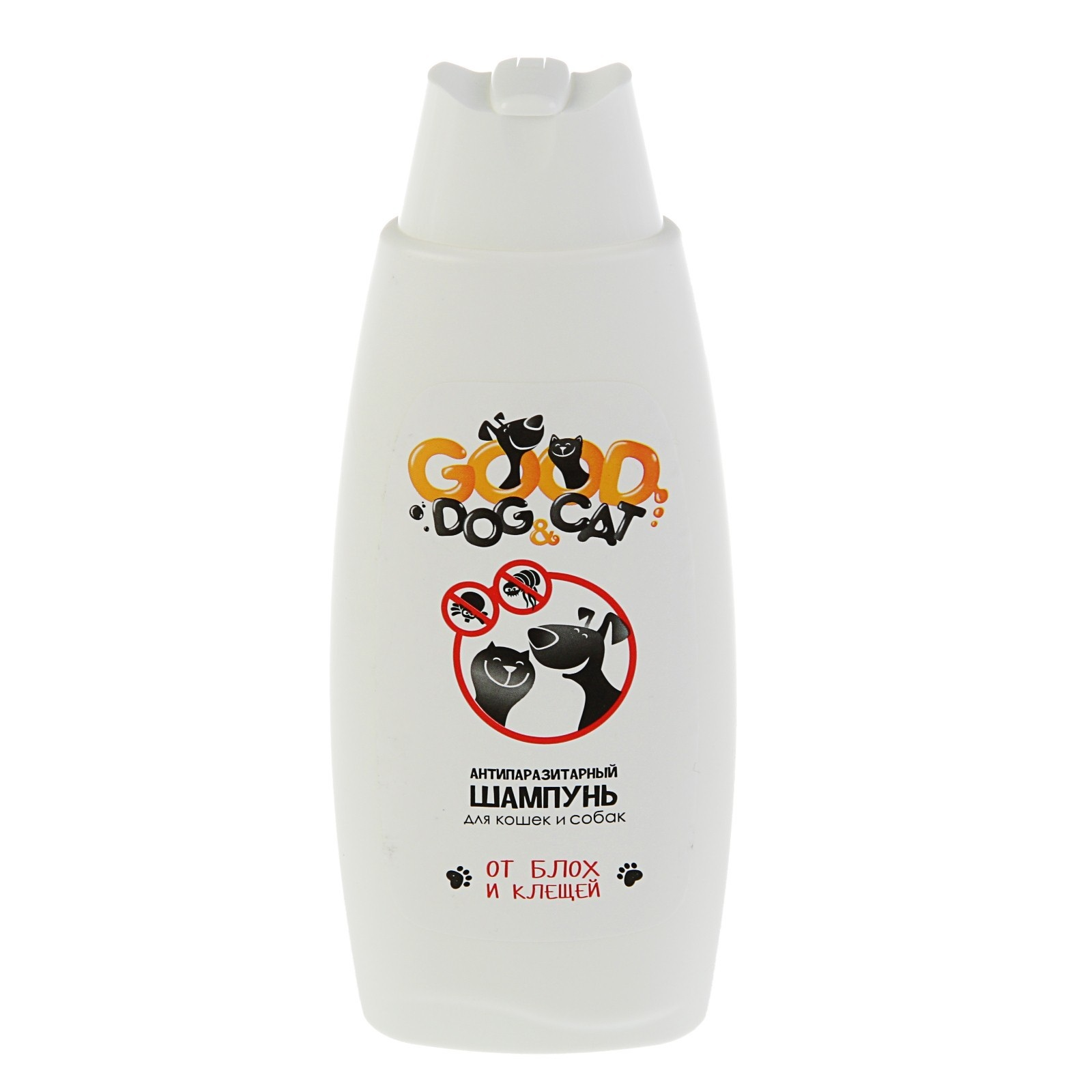 Шампунь для кошек и собак Good Dog #and# Cat Антипаразитарный универсальный, 250 мл