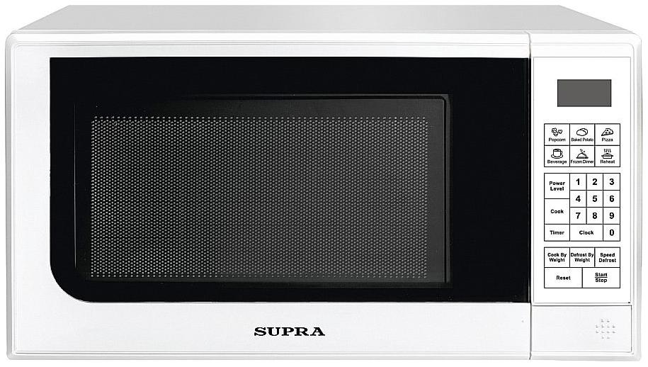 Микроволновая печь соло Supra 20SW25 white
