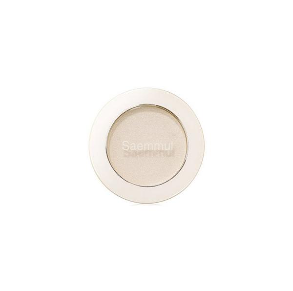 Купить Тени для век The Saem Saemmul Single Shadow Shimmer WH01 2 г