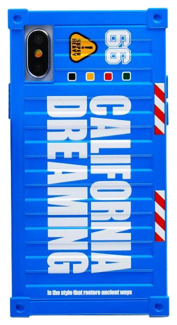 Чехол Remax Container Синий