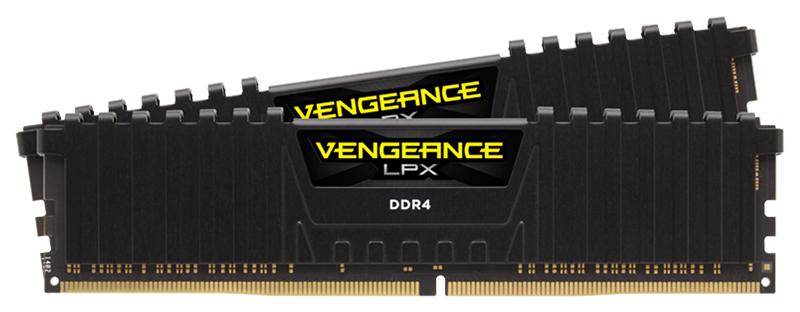 Оперативная память Corsair VENGEANCE LPX CMK16GX4M2B3600C18