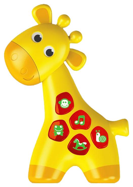 Развивающая игрушка Азбукварик Жирафик чудо-огоньки 213-8
