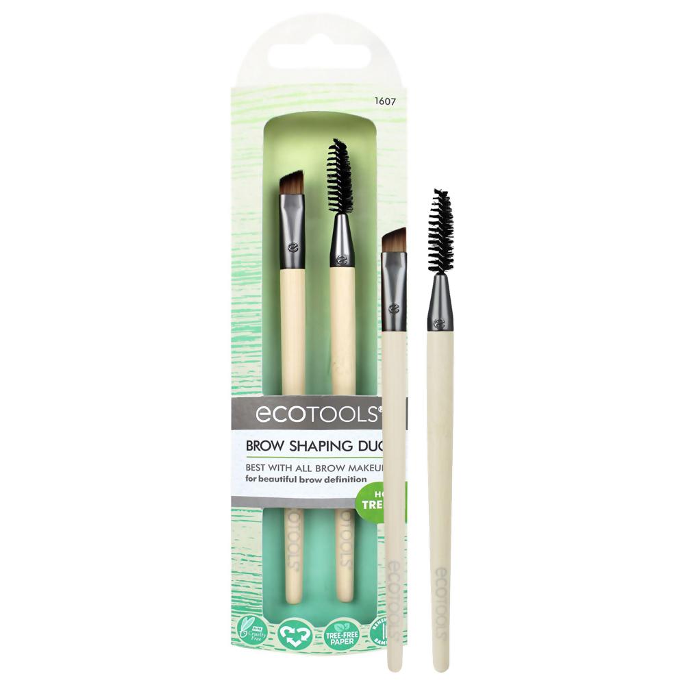 Набор кистей для макияжа Ecotools Brow Shaping Duo