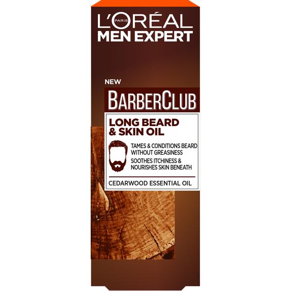 Масло для бороды L'Oreal Paris Men Expert Barber