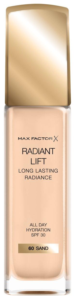 Тональный крем Max Factor Radiant Lift Foundation 60 Sand 30 мл