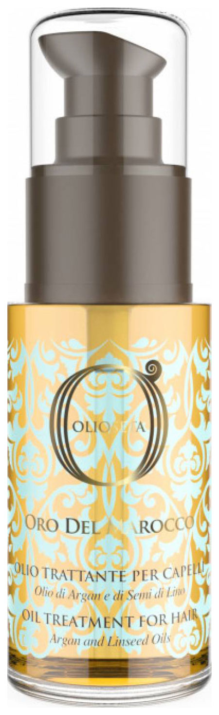 Масло для волос Barex Italiana Olioseta Oil Treatment for Hair 100 мл фото