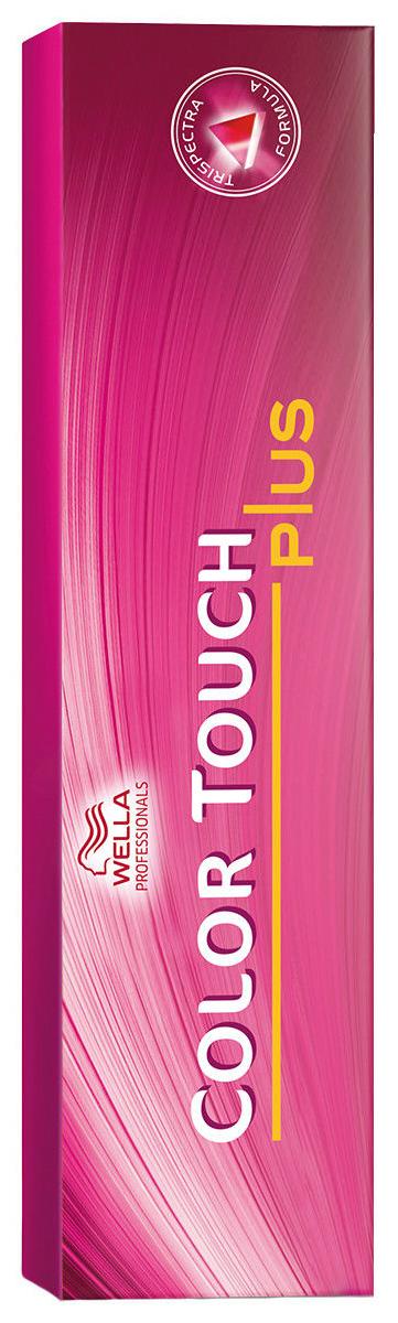 Купить Краска для волос Wella Color touch plus 66/07 Кипарис 60 мл