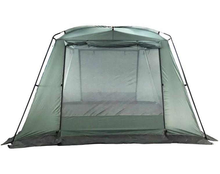 Шатер Campack-Tent G-1801W голубой/зеленый