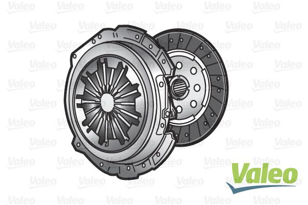 Комплект многодискового сцепления Valeo 832216
