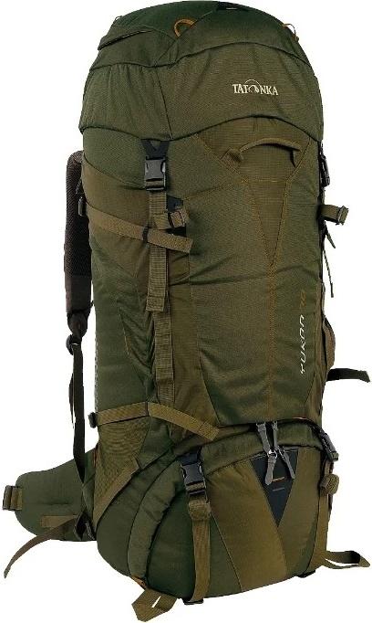 Туристический рюкзак Tatonka Yukon 70 л оливковый