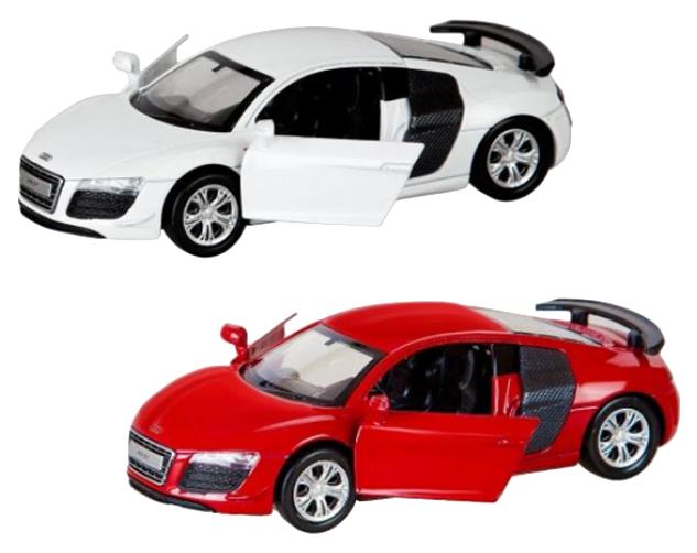 Купить Легковая машина Пламенный Мотор Audi R8 GT 870221 Белый, красный, Пламенный мотор, Игрушечные машинки