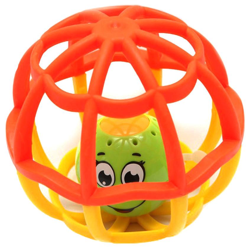 Купить Интерактивная игрушка Азбукварик Музыкальный мячик хохотуша,