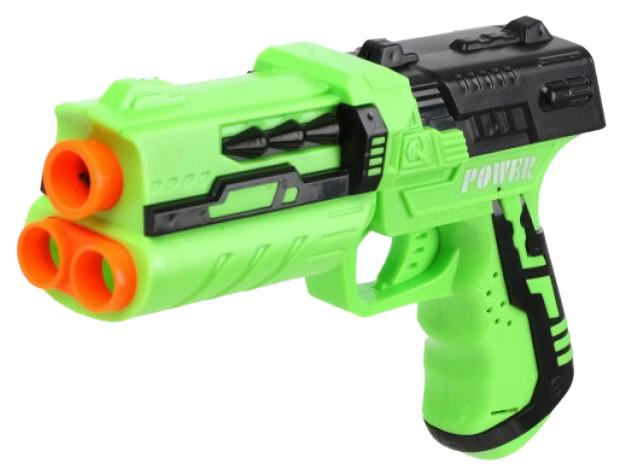 Купить Бластер Наша Игрушка с мягкими пулями JM110-2, Наша игрушка, Бластеры