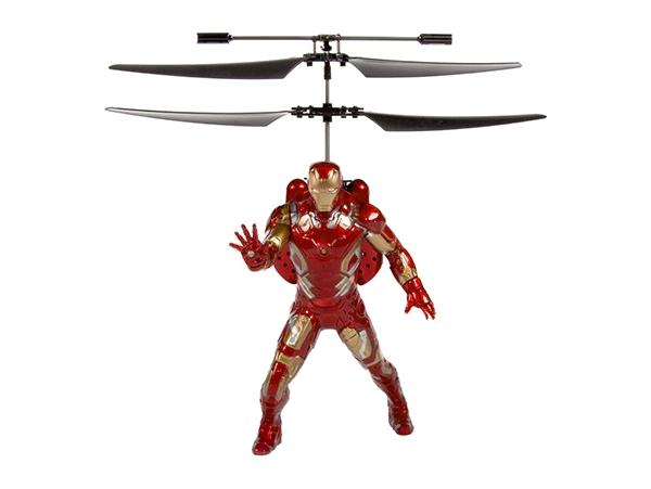 Радиоуправляемая игрушка Robocar Poli вертолет Железный человек