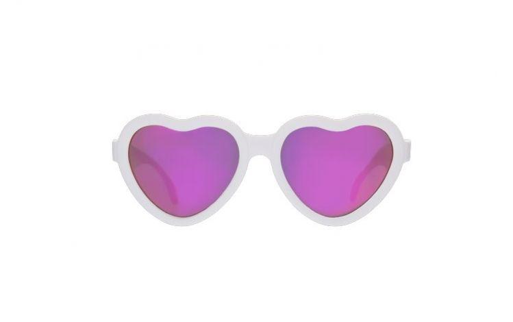 Солнцезащитные очки Babiators Hearts Sweethearts Белые, Розовые