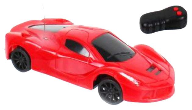 Радиоуправляемая машинка 1 Toy Спортавто Т13822 Красный