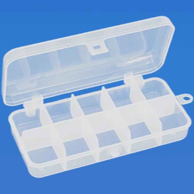 Коробочка рыболовная Mikado ABM 009 13,2 x 6,2 x 2,5 см