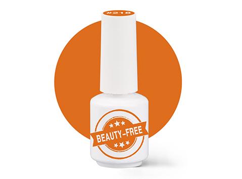 Купить Гель-лак для покрытия ногтей BEAUTY-FREE Spring Picnic №218 Булочка с корицей, 8 мл