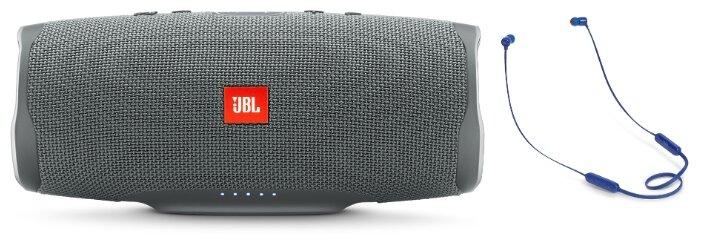 Акустическая система JBL Charge 4 Grey