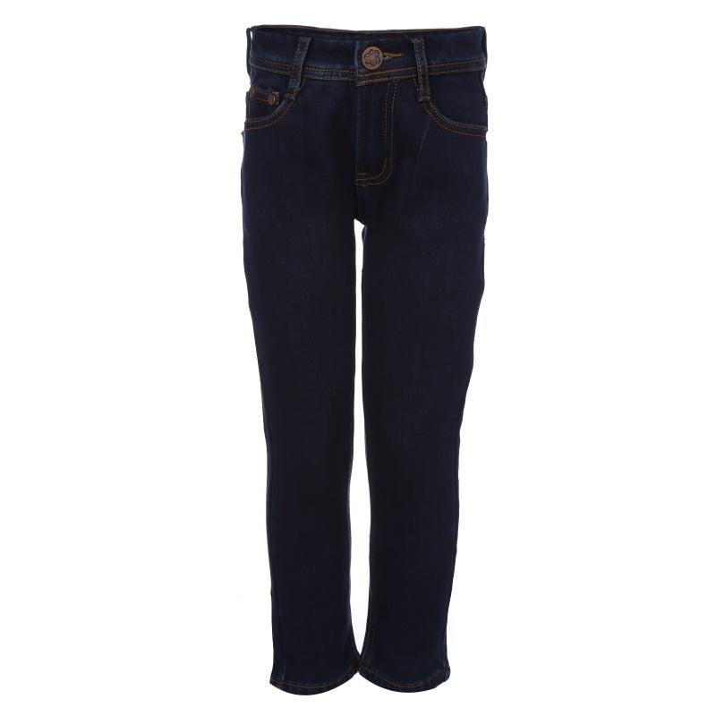 Купить SSS-1346-2, Джинсы Small Silk Shirt темно-синий р.104,