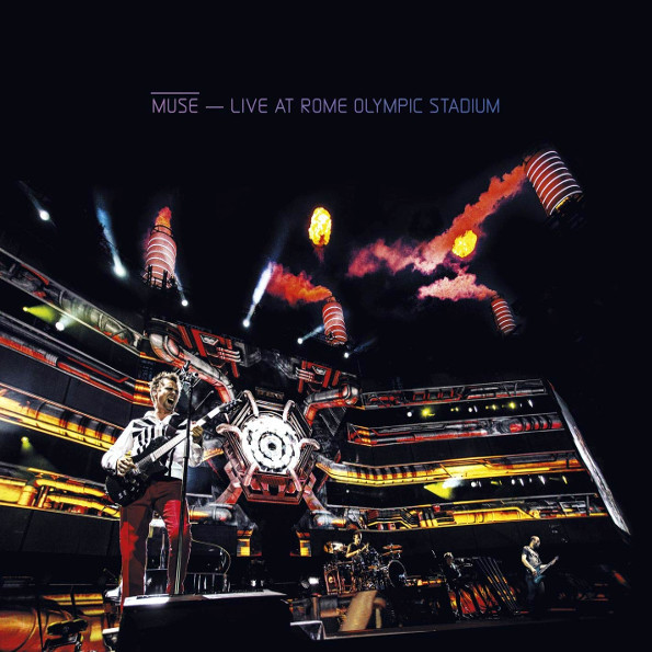 Muse  Live At Rome Olympic Stadium (CD+Blu-ray)